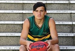 Footballer Sam Powell-Pepper is one to watch.d406282