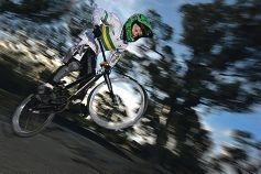 Oscar Watts has his sights set on more BMX titles. Picture: Jon Hewson