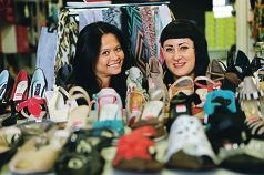 Karla Downey and Carly Nunn from Mia Jade will run a charity fundraiser on August 21.