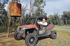 Jim Cairns will appear at a screening of The Ride at Shire of Mundaring this month.