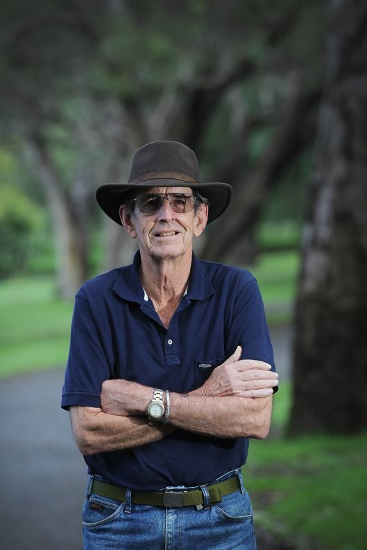 Bill Creswell will be taking part in the Parkinson's WA Unity Walk at Perry Lakes on September 8. Picture: Andrew Ritchie d405658