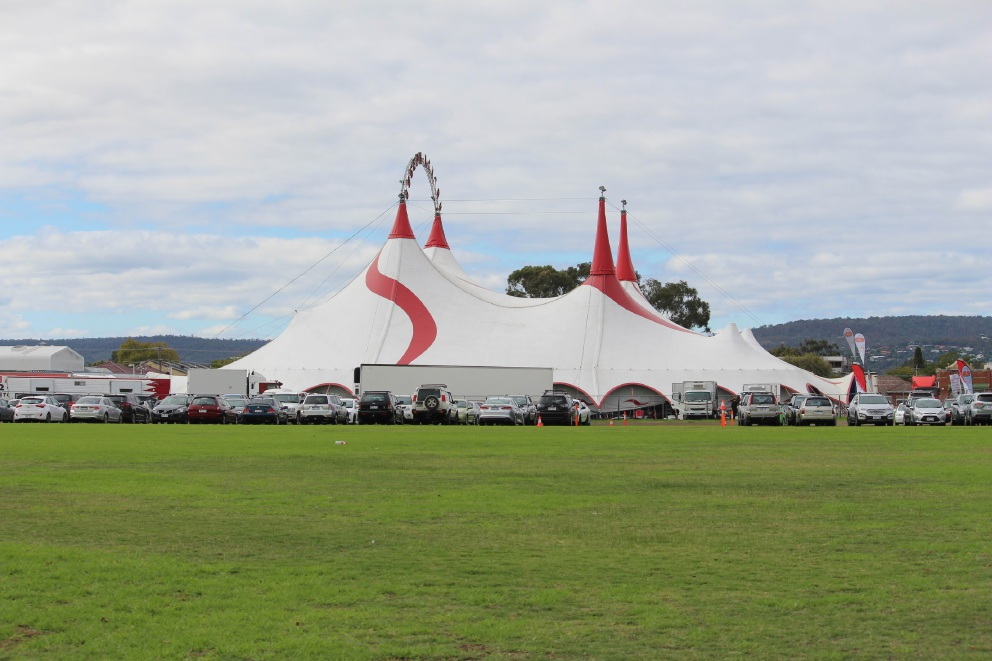 Bikes will replace the circus at Midland Oval this Sunday