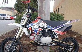 Motorbike owner sought