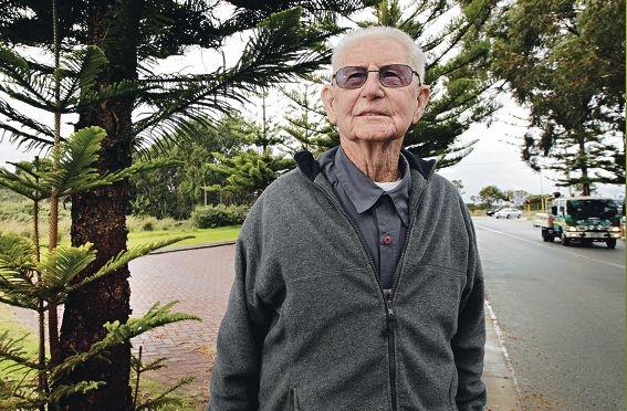 Singleton resident Ken Wiggins. www.communitypix.com.au d403997