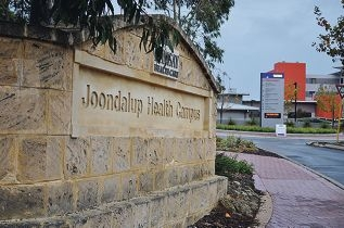 Patient claims lack of support at Joondalup Health Campus.