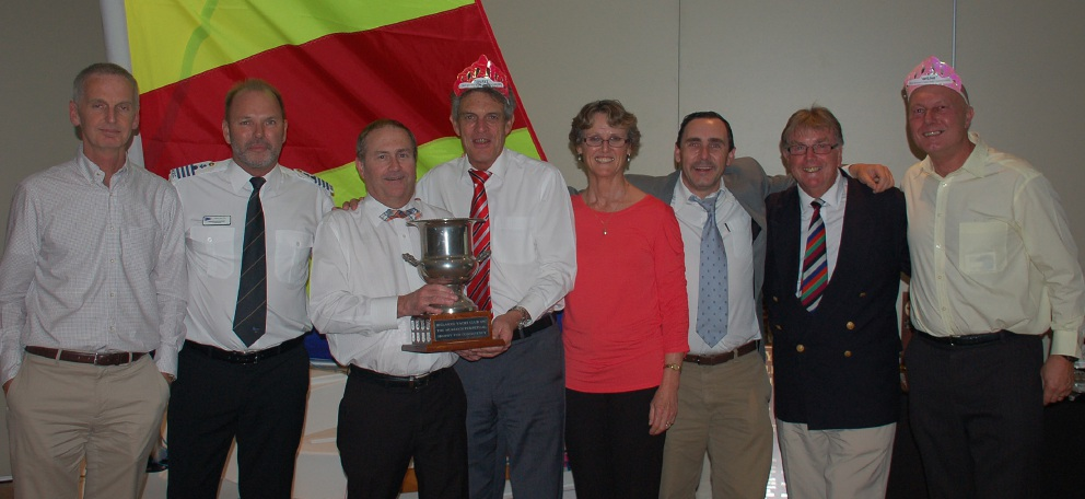 Hillarys Yacht Club: Kevin Stacey named champion