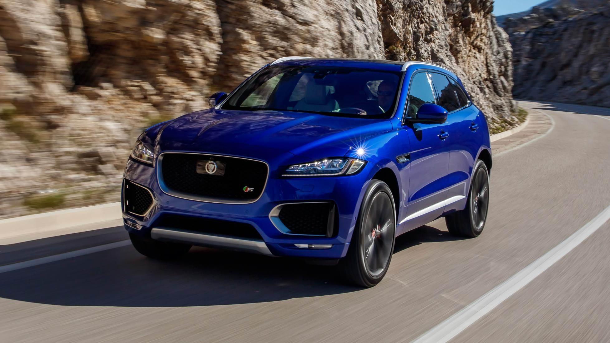 Now Jaguar goes SUV