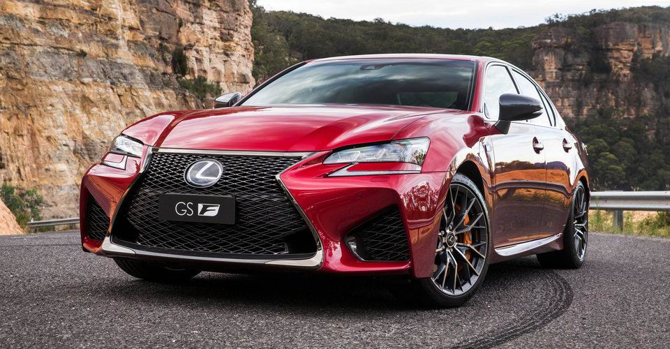 Lexus GSF delivers on luxury