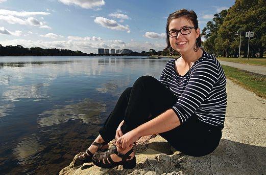 Briana Clark (20yrs, Rivervale)
