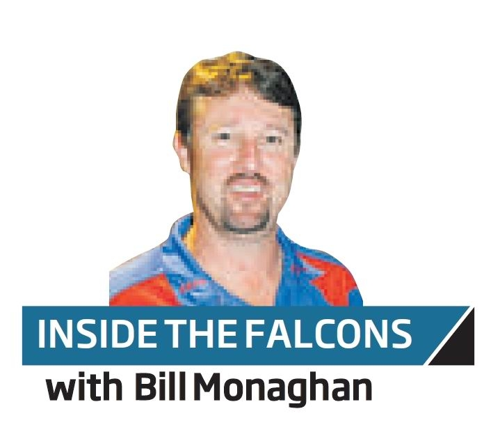 Rested and ready Falcons raring to go