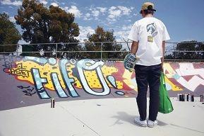 Winning the war on graffiti vandalism