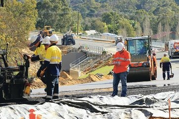 The new Buckingham Bridge is to be officially reopened.