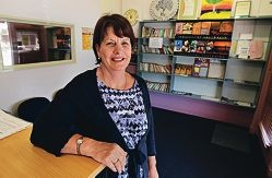 Lyndsey Fitzgerald (CEO/Financial Counsellor/Welfare Officer, Jacaranda Community Centre)