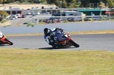 Rider Cameron Stronach in action. Picture: Innesphotografix
