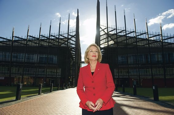 Ita Buttrose at ECU Joondalup last week. Picture: Emma Reeves www.communitypix.com.au d404478
