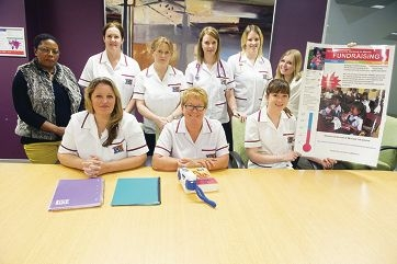 ECU nursing students are off to Manila. Picture: Emma Reeves d405260