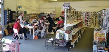 Frendz Art and Craft Supplies is holding an open day at its new location.