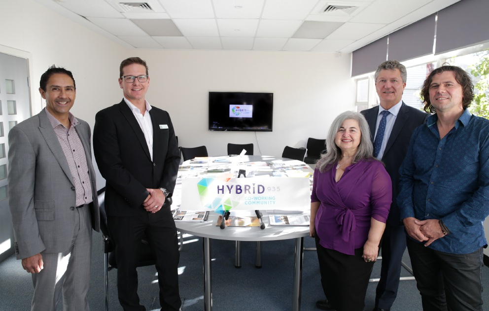 Former Wangara-based business moves into WBA co-working space