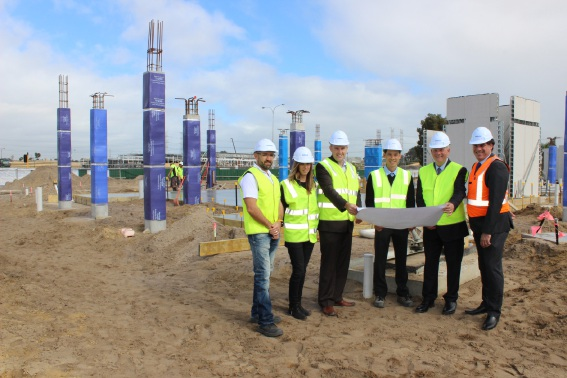 Work begins on Harmony Apartments in Cockburn Central