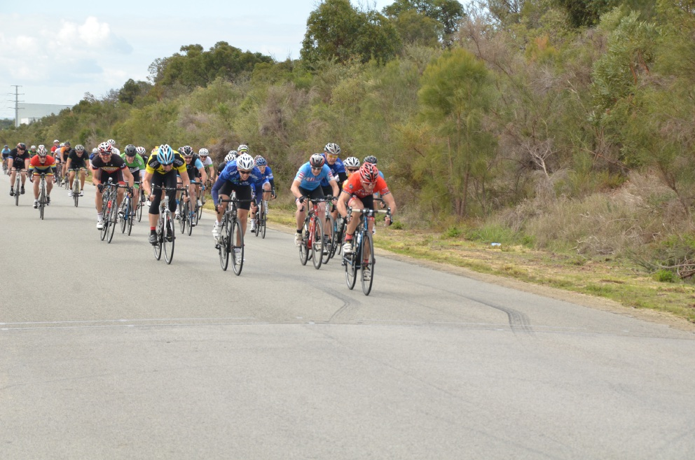 Northern Beaches Cycling Club members compete across WA