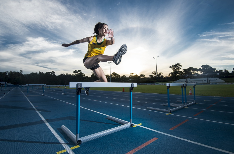 Alanah Yukich is hoping to make it to Poland for the IAAF Under 20 World Championships.