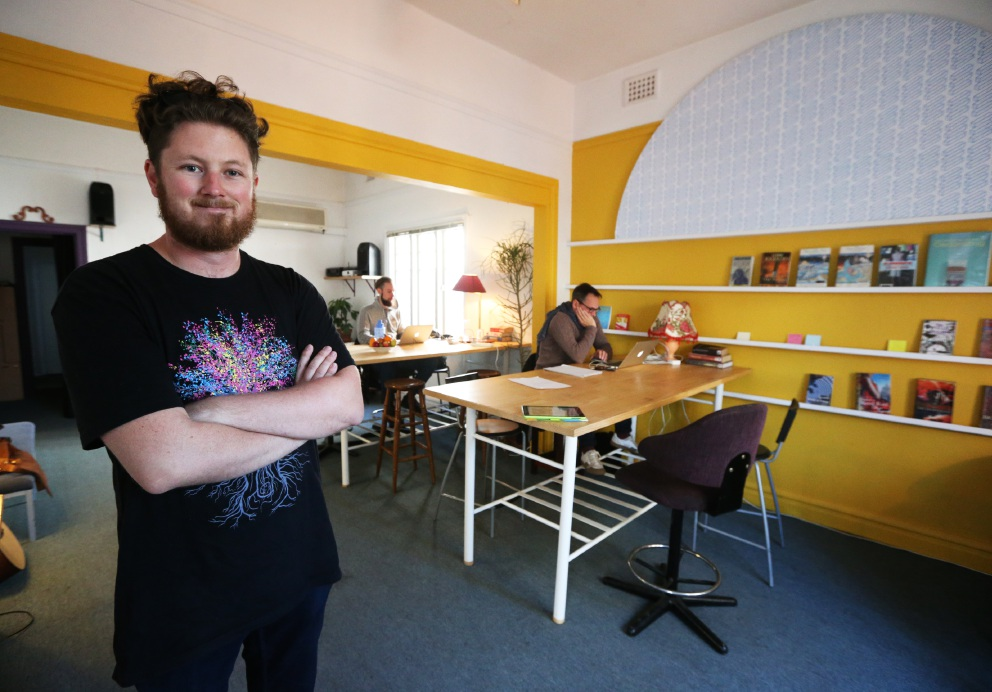 Co-Laboratories a new space for Victoria Park freelancers to work and meet