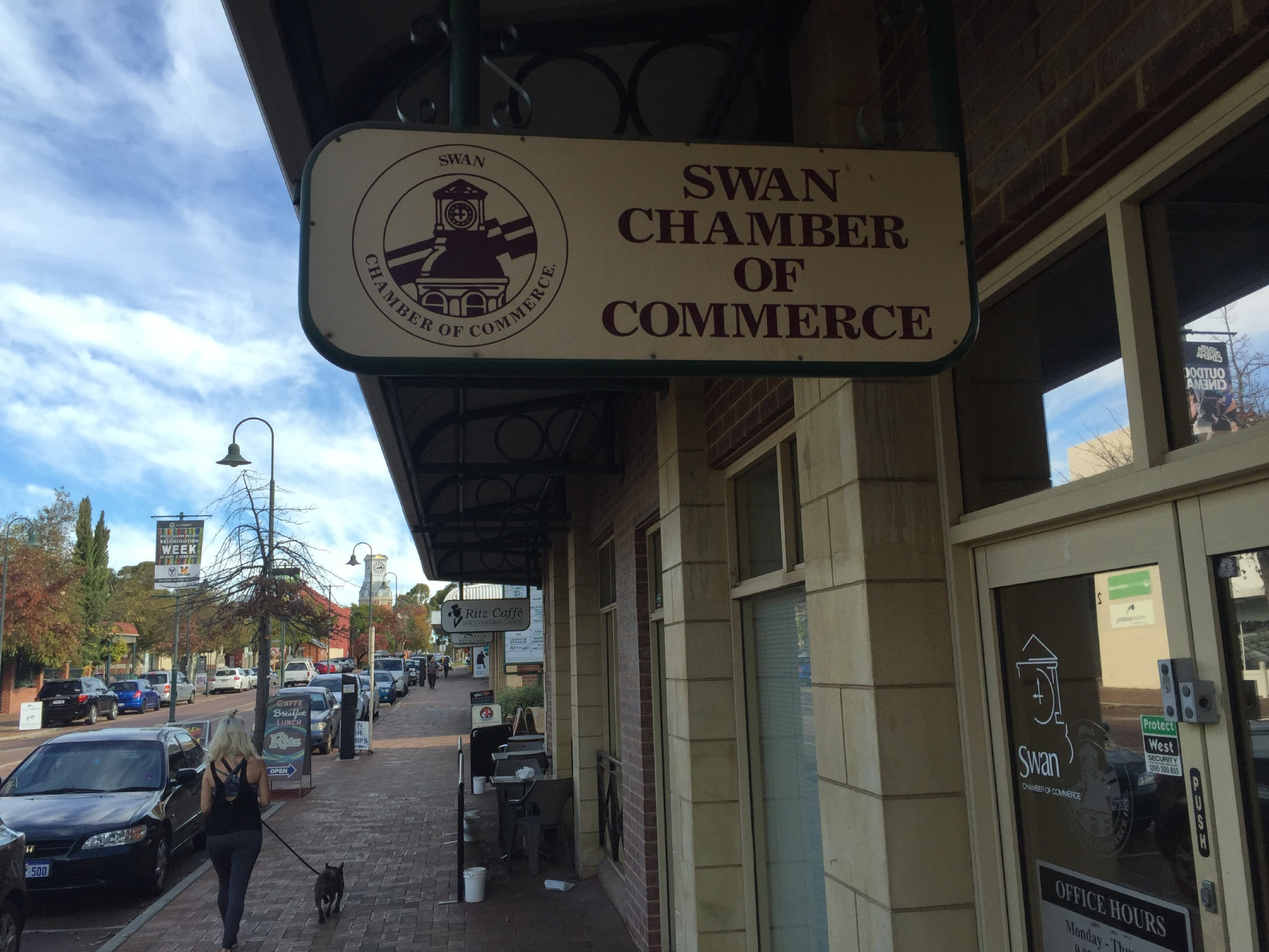 Swan Chamber of Commerce hosts networking events for small business operators