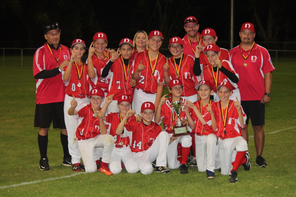 The Northern Suburbs Baseball Charter will represent WA at the Nationals.