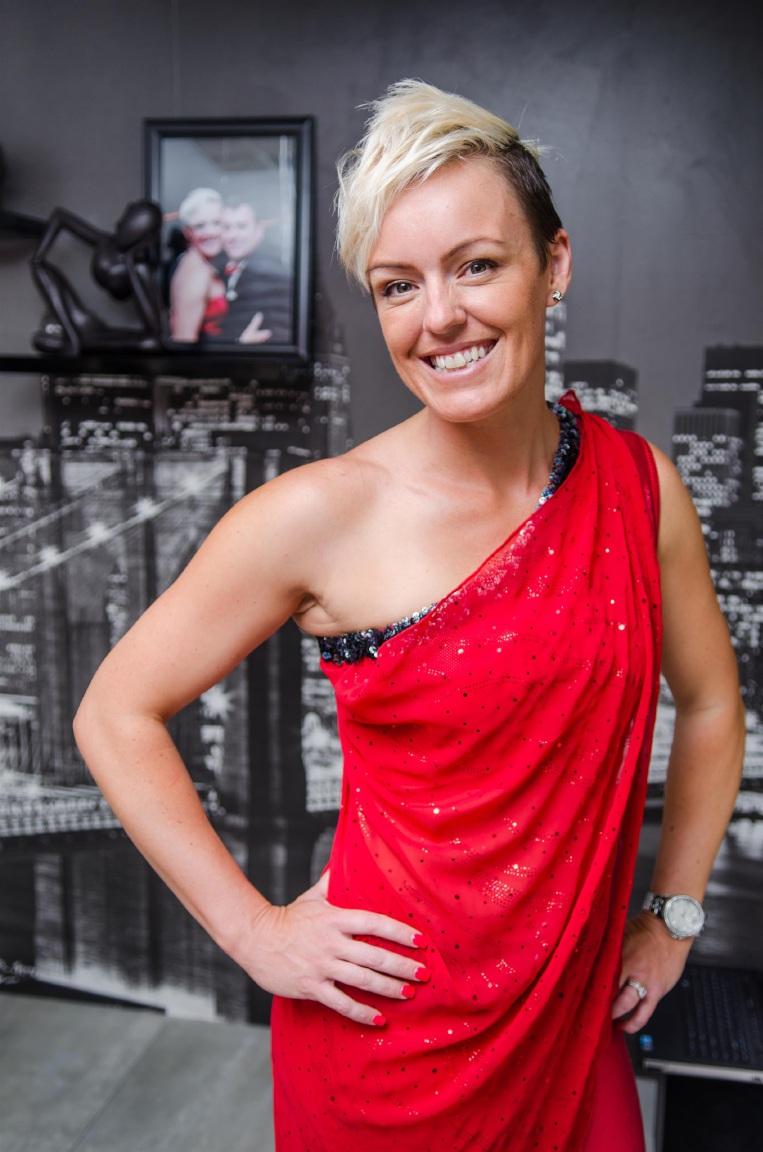 Sabrina Davies has a Pink tribute show.