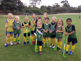 Hockey carnival junior players got to play the sport in a safe, fun environment.