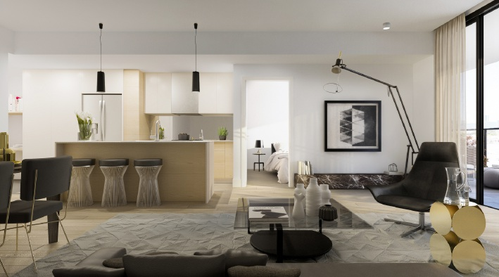 Construction of Rose on Angove in North Perth begins