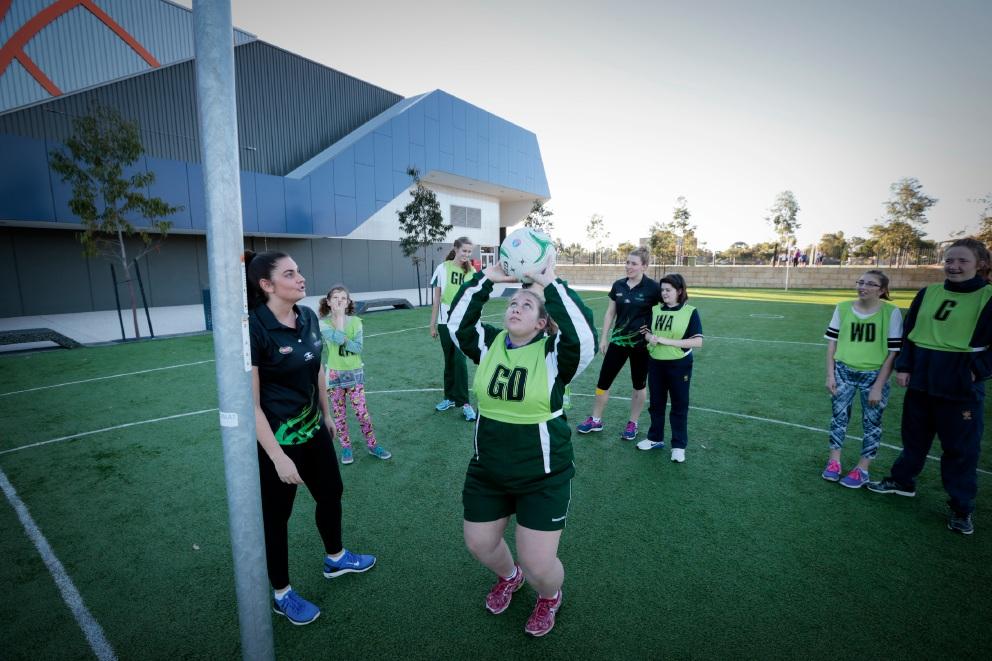 Netball WA No Limits Program members to play in round robin