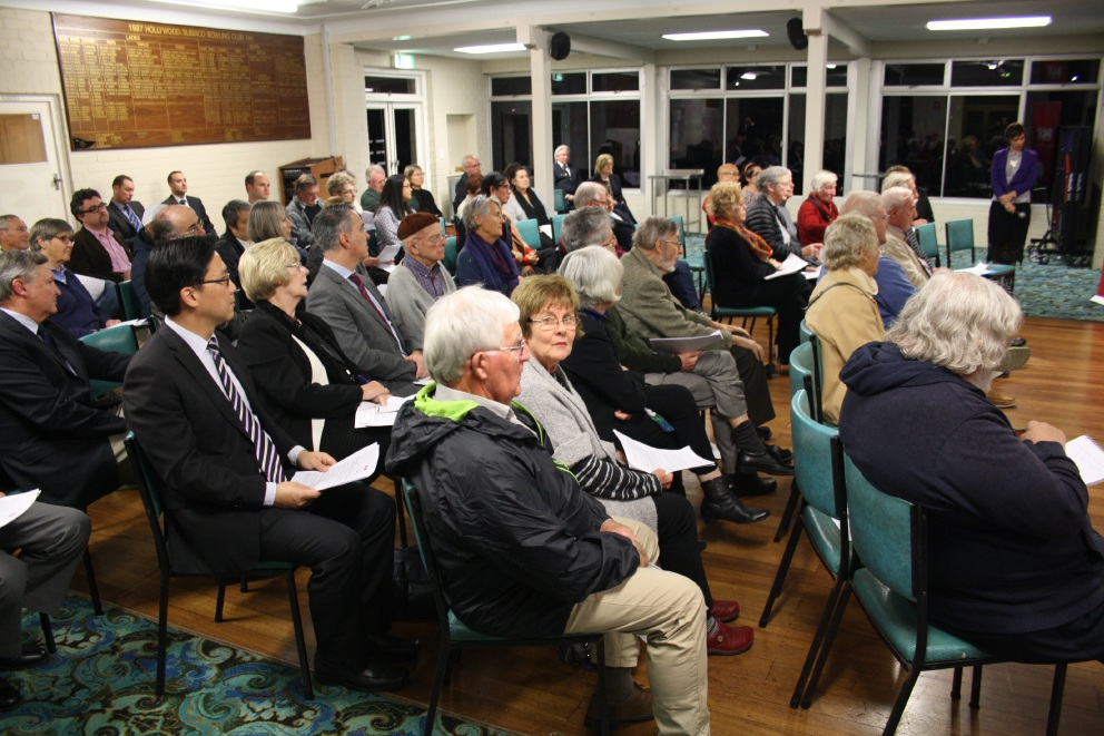 Subiaco: public forum sees concerns about part of Subiaco moving to City of Perth aired