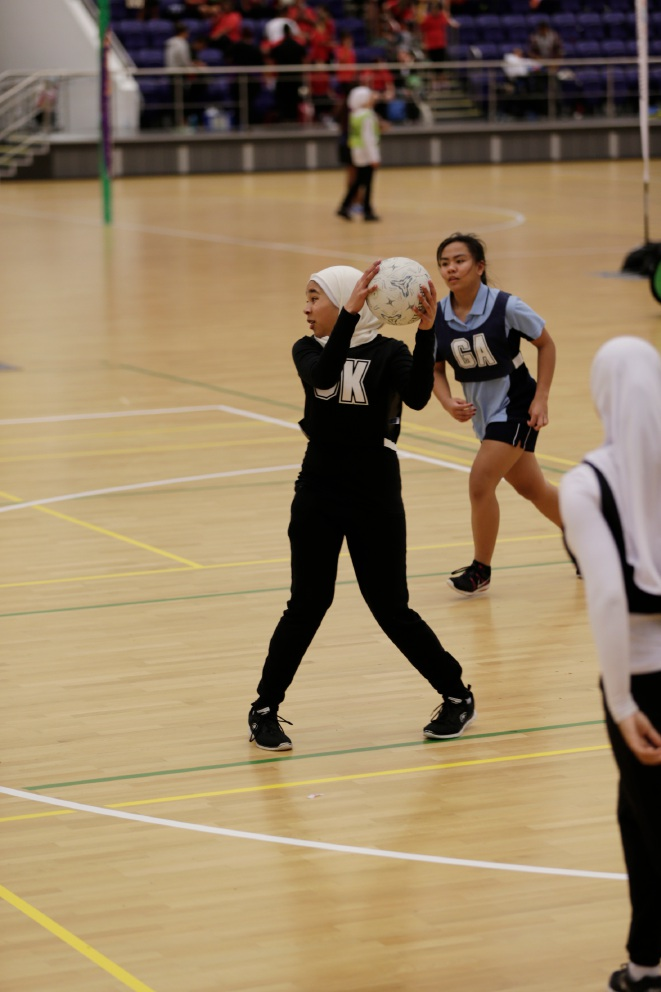 Multicultural Netball Carnival breaking down barriers