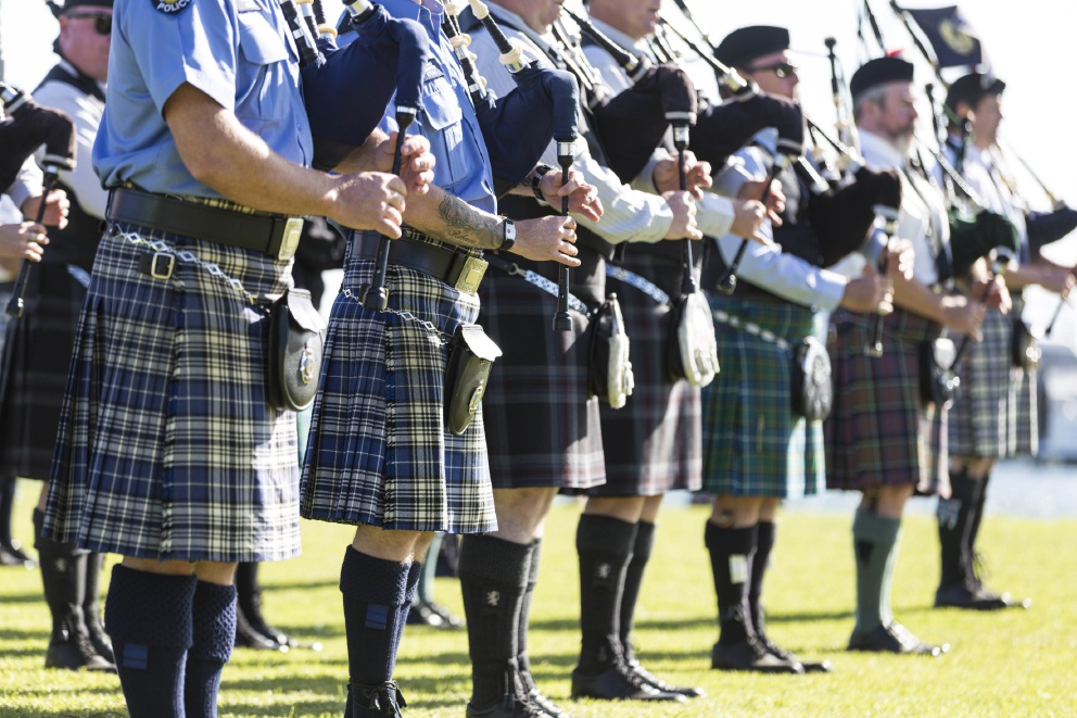 The Fremantle Highland Championships is on this weekend.