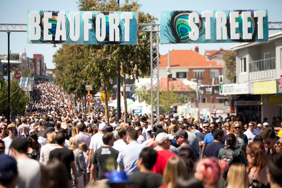 Beaufort Street Festival cancelled