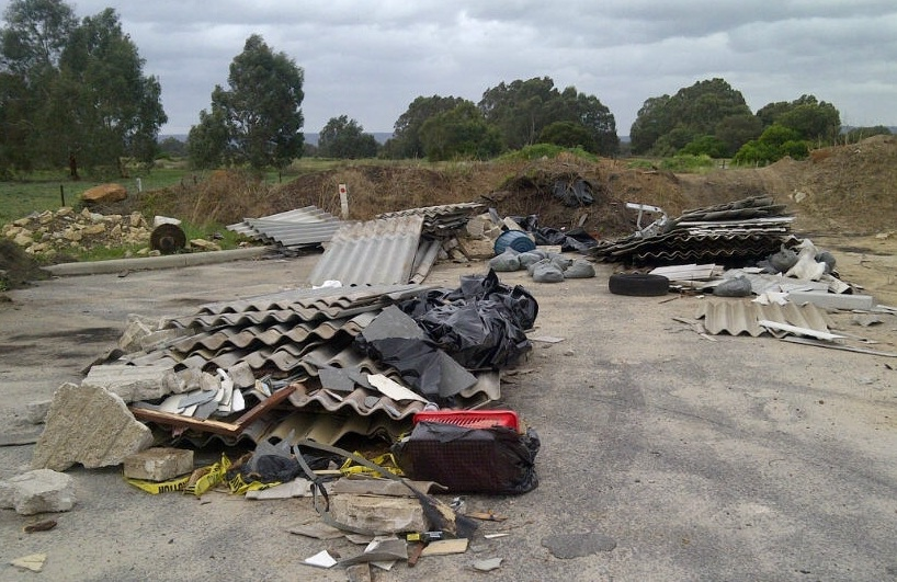 City of Swan to review illegal dumping