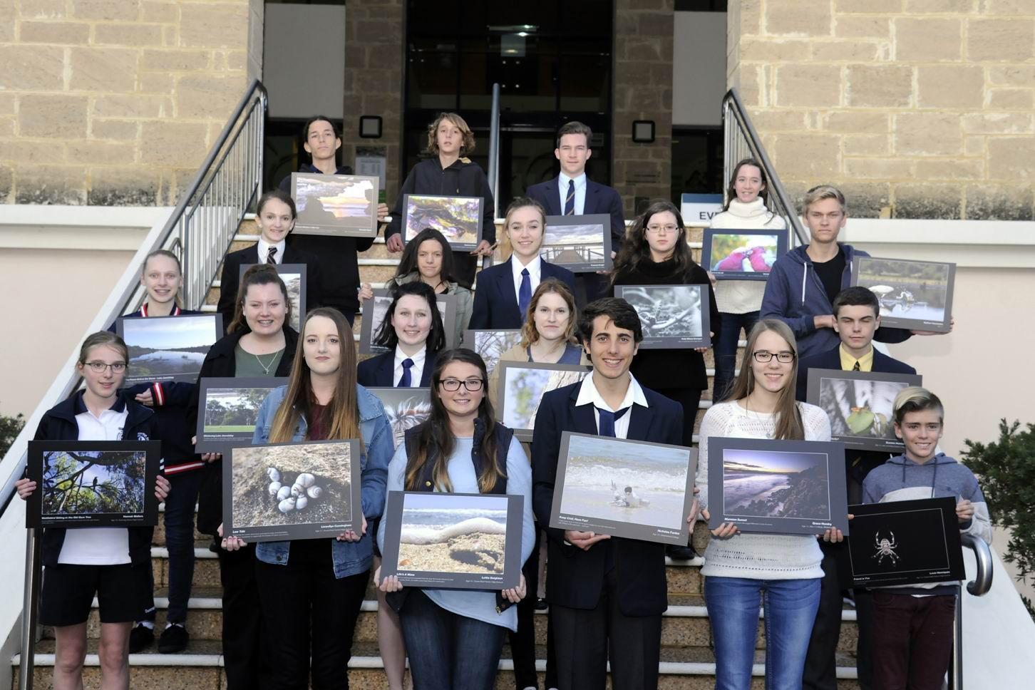 City of Joondalup's Capture Nature photography competition won by Ocean Reef Senior High School student