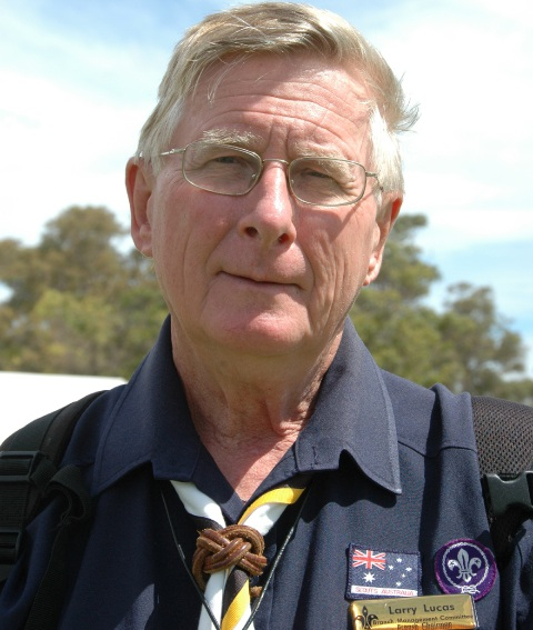 Larry Lucas, the Scouts WA Chief Commissioner, has made the Queen's Birthday Honours list.