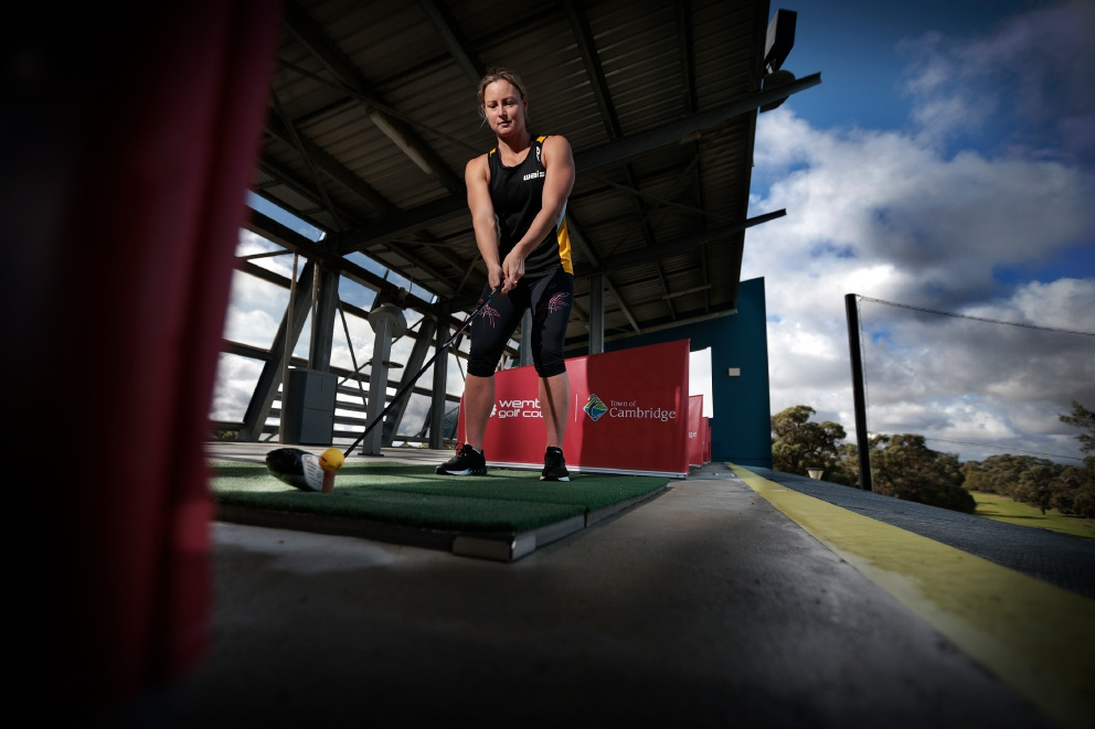 Multi-talented Olympian Kim Mickle. Picture: Andrew Ritchie www.communitypix.com.au   d455330