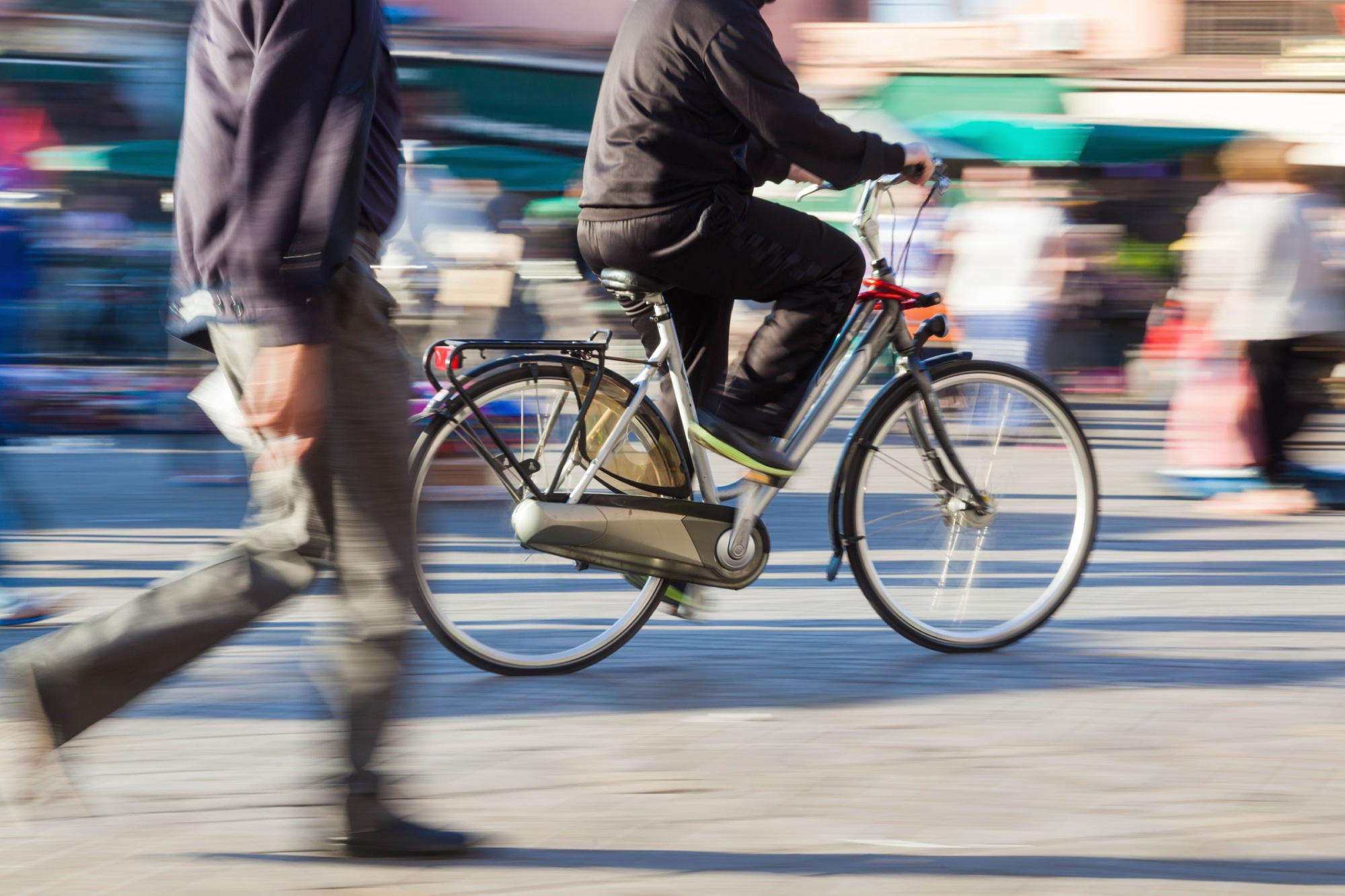 New laws encouraging mutual respect between cyclists and motorists will soon be passed.