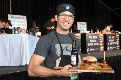 Baldivis resident finalist in West's Best Burger competition