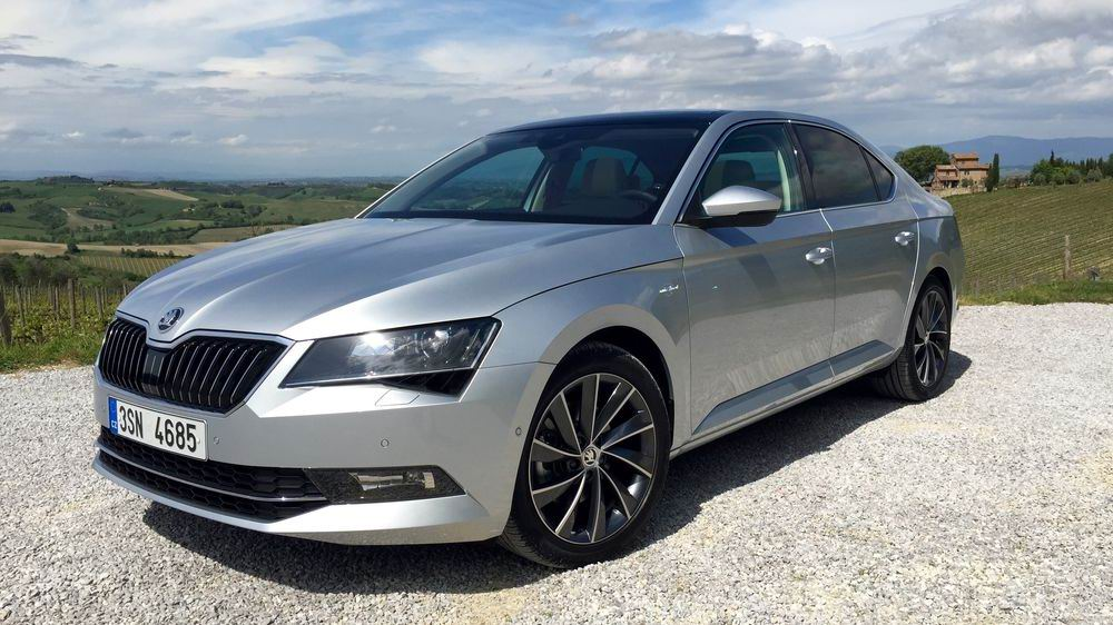 Skoda Superb: Superb by name and nature