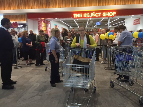 Aldi Halls Head opens minus the madness of initial store openings