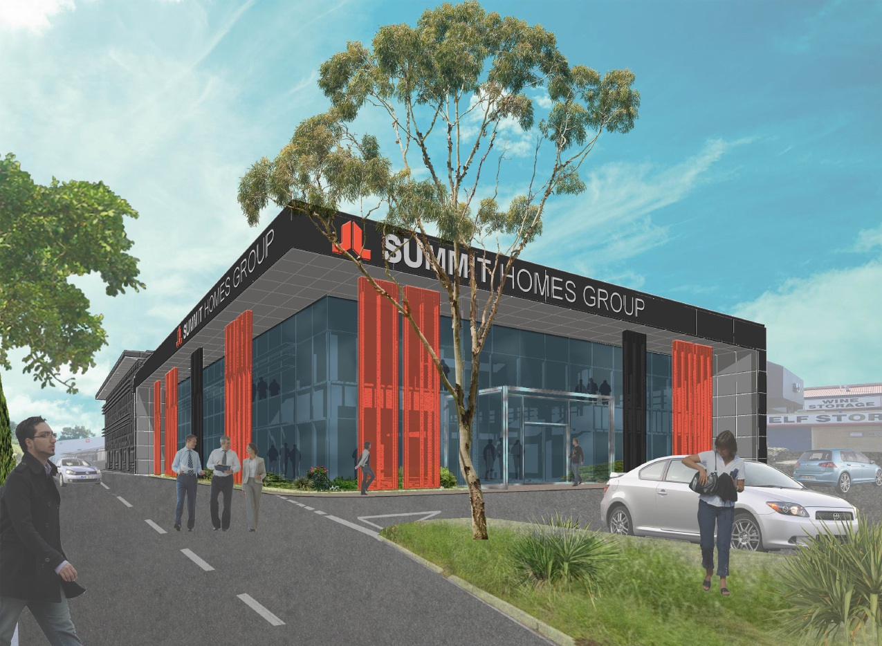 Summit building itself a new home to replace Leach Highway premises