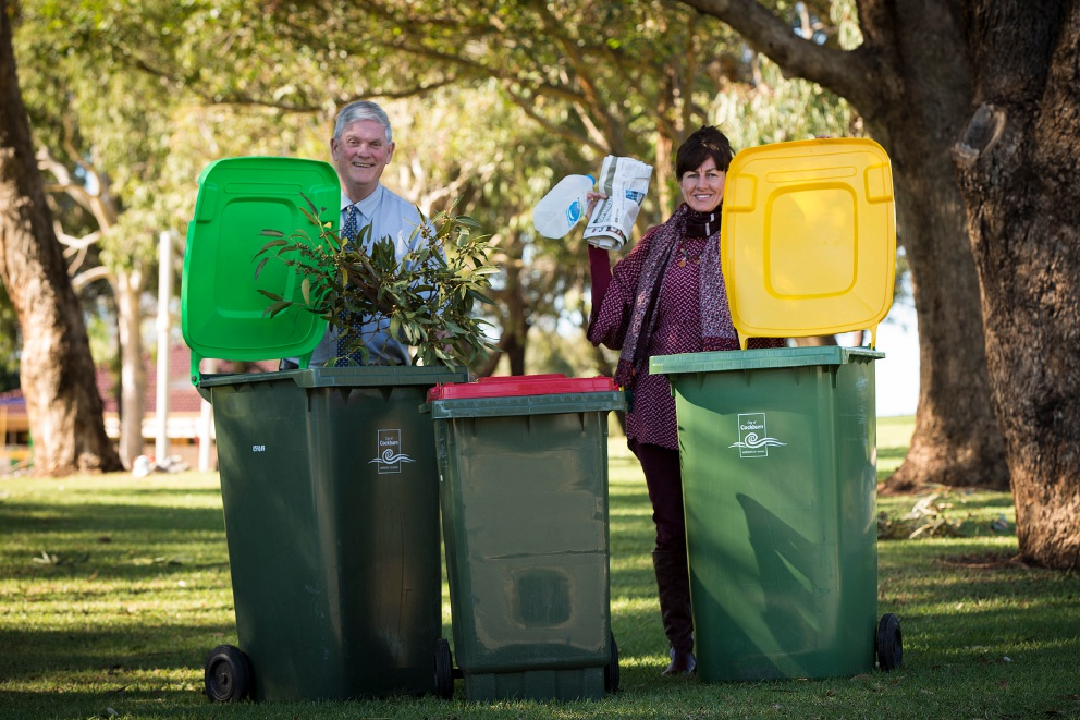 Mandurah City Council >> City of Cockburn to start rolling out green bins in Hamilton Hill and Leeming | Community News Group