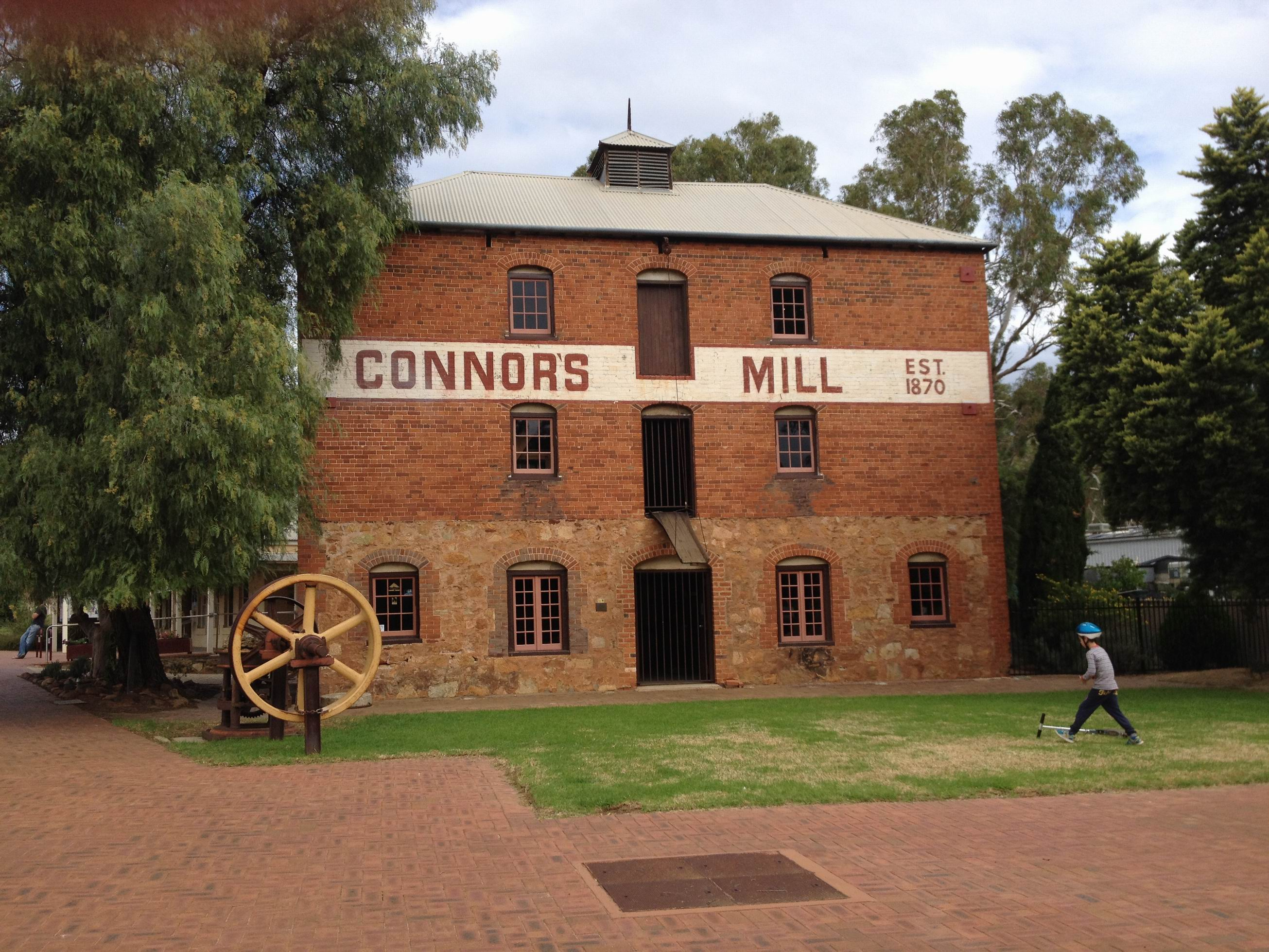 Connor's Mill.