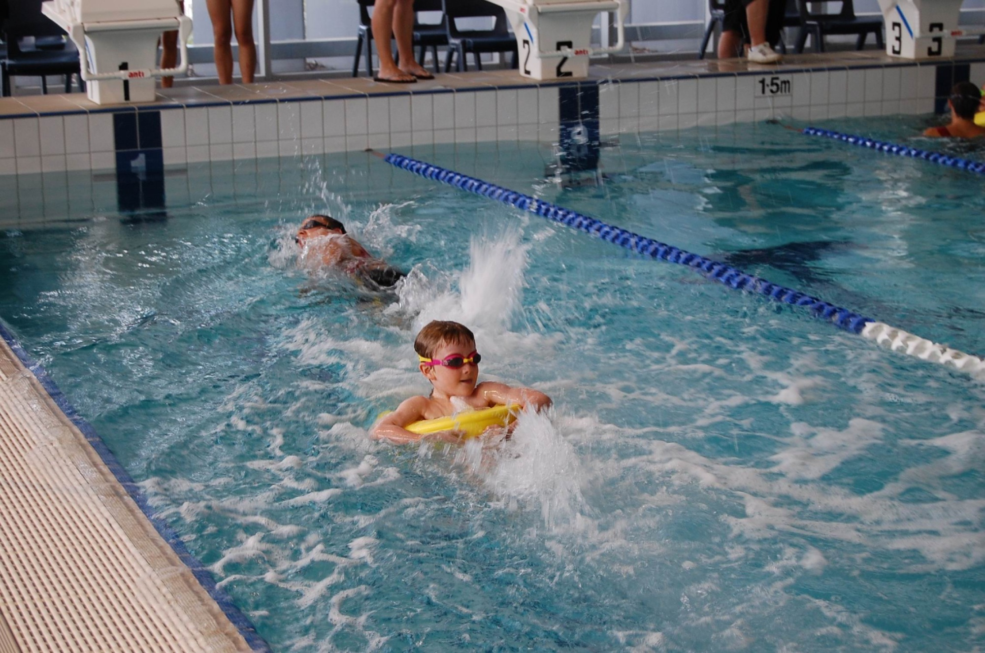 Area's best young swimmers to make splash in Junior Lifeguard Club State Titles at Terry Tyzack Aquatic Centre