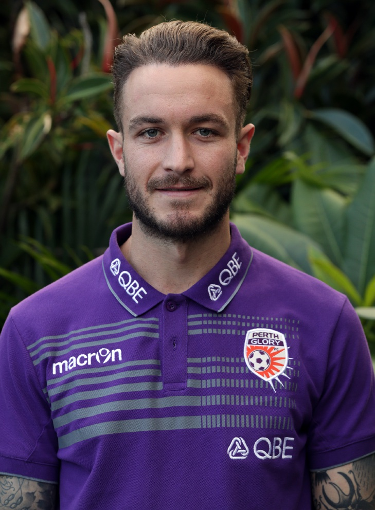 Adam Taggart has returned to Perth Glory.