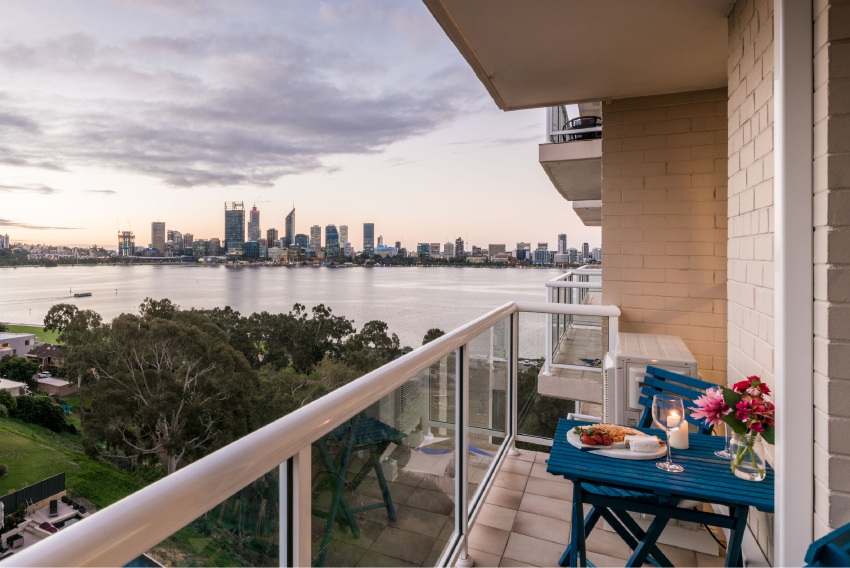 South Perth, 94/150 Mill Point Road – $499,000 to $529,000